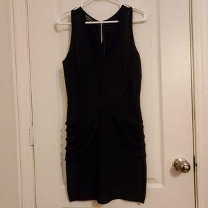 Bebe Elegant Black Dress